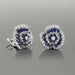 "Macklowe Gallery Van Cleef & Arpels ""Camélia"" Earrings"