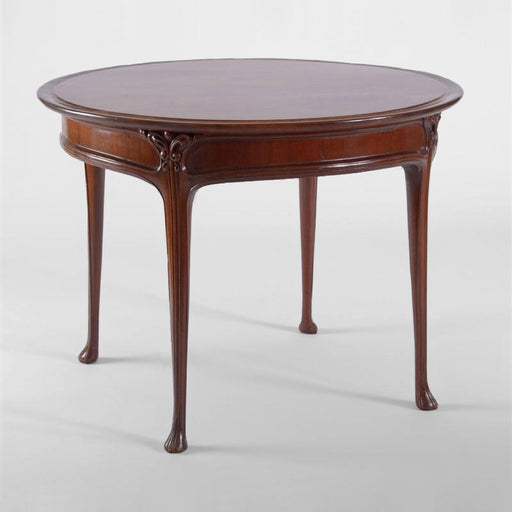 Macklowe Gallery Edouard Colonna Mahogany Side Table