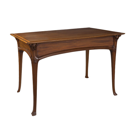 Macklowe Gallery Edouard Colonna Fruitwood Table