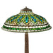 "Macklowe Gallery Tiffany Studios New York ""Gentian"" Flared Table Lamp"