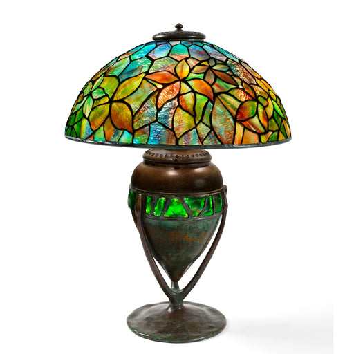 "Macklowe Gallery Tiffany Studios New York ""Woodbine"" Table Lamp"