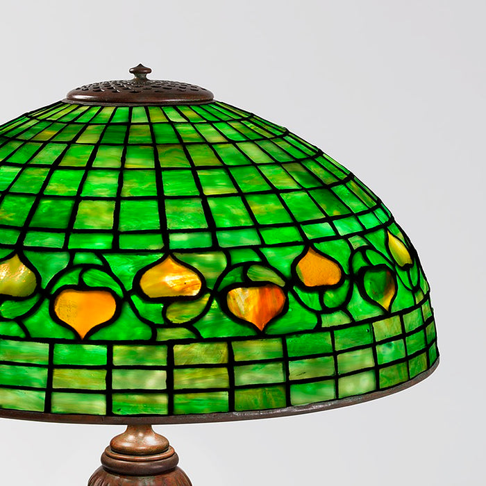 "Tiffany Studios New York ""Acorn"" Table Lamp"