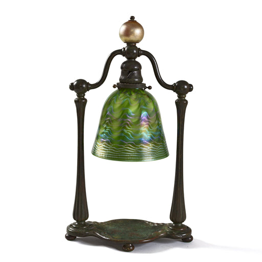 "Macklowe Gallery Tiffany Studios New York ""Lighthouse"" Desk Lamp"