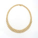 Macklowe Gallery Diamond Layered Rope Collar Necklace