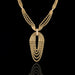 Macklowe Gallery Van Cleef & Arpels Gold Pendant Necklace