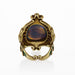 Macklowe Gallery Marcus & Co. Black Opal Ring