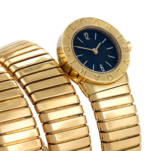 Macklowe Gallery Bulgari Gold Serpenti Tubogas Watch