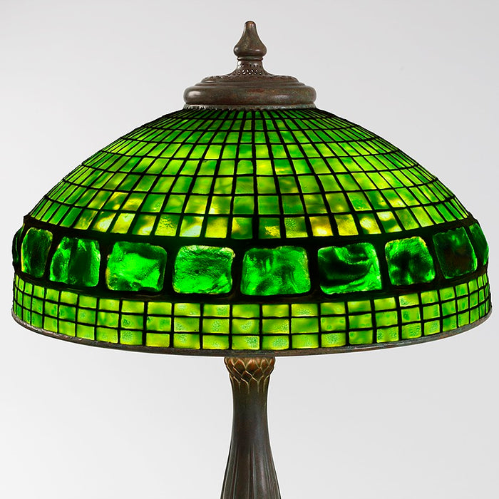 "Tiffany Studios New York ""Belted Turtleback"" Table Lamp"