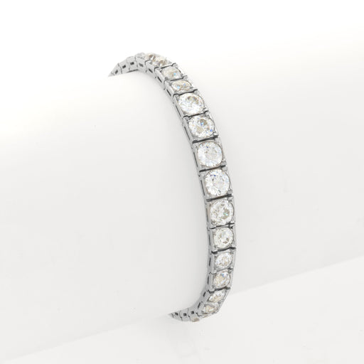 Macklowe Gallery Box-Set Diamond Line Bracelet