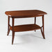 Macklowe Gallery Louis Majorelle Mahogany Two-Tiered Center Table