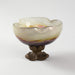 Macklowe Gallery Émile Gallé Glass Bowl with Walnut Foot