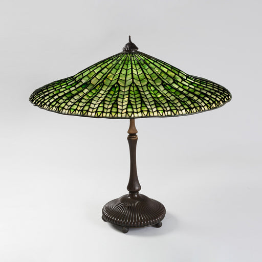 "Macklowe Gallery Tiffany Studios New York ""Mandarin"" Table Lamp"