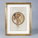 "Macklowe Gallery Alphonse Mucha Pair of ""Byzantine Heads"" Lithographs"