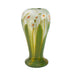 "Macklowe Gallery Tiffany Studios New York Floral ""Paperweight"" Favrile Glass Vase"