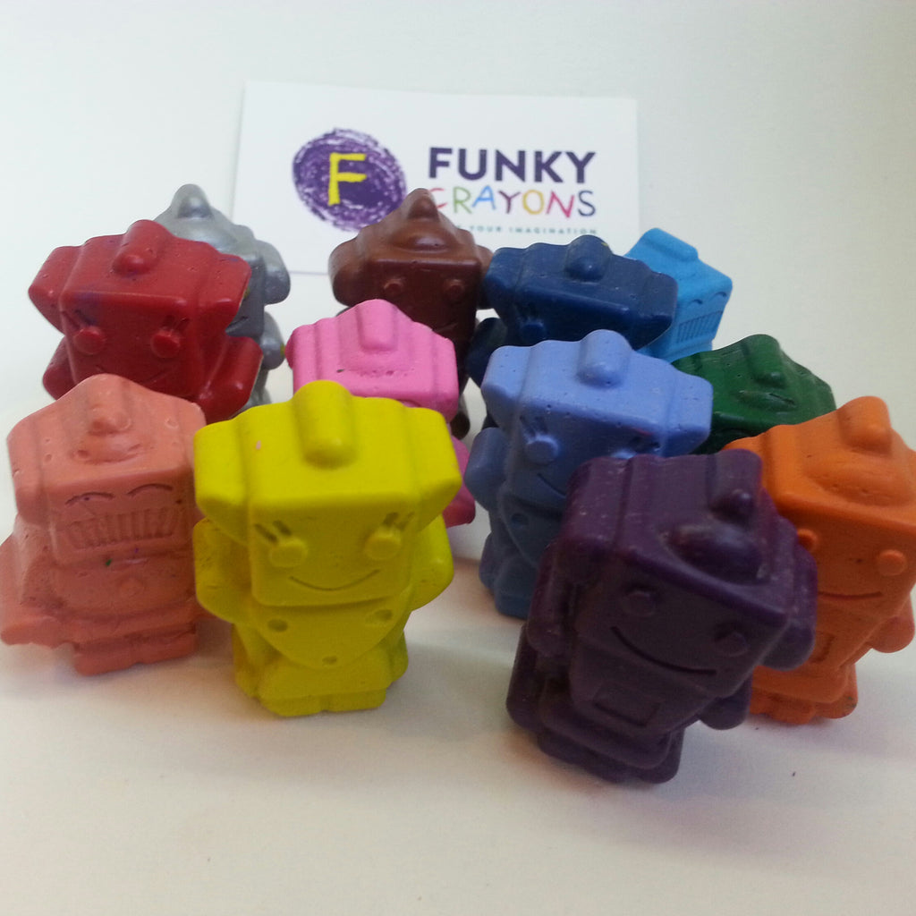 Funky Robots