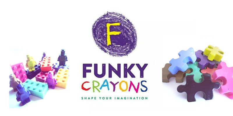 Funky Crayons