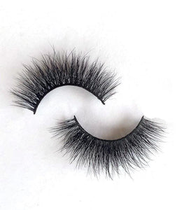 Topaz Mink Lashes Full Glam