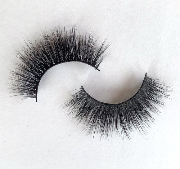 Lilac Mink Lashes