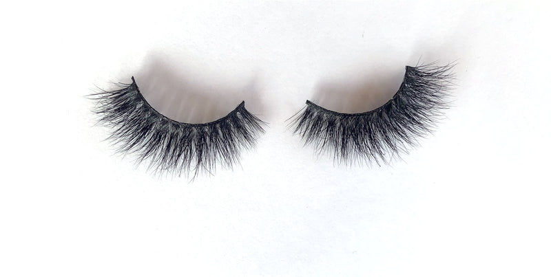 Amber Mink Lashes Full Glam