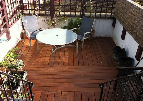 Everything you need to clean your decking at Home Hardware
