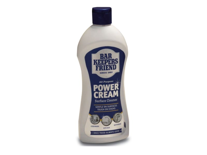 Bar Keepers Friend Cream Cleaner 350ml