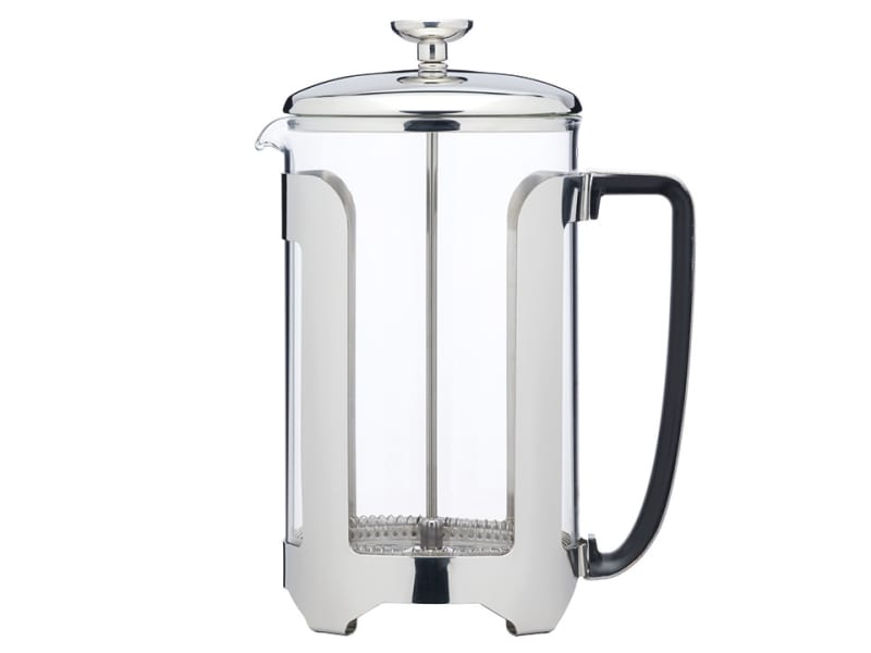 French Press Cafetiere Stainless Steel 12 Cup KCLXCAFE12CP