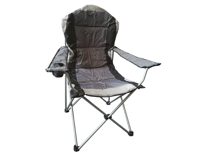 Folding Chair Grey BB-FC173