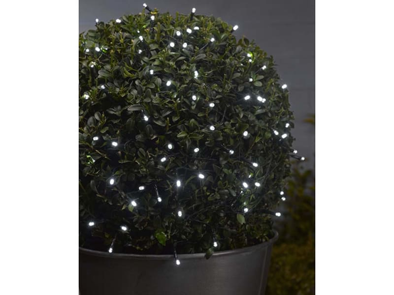Solar String Lights x 200 White 1060040RP