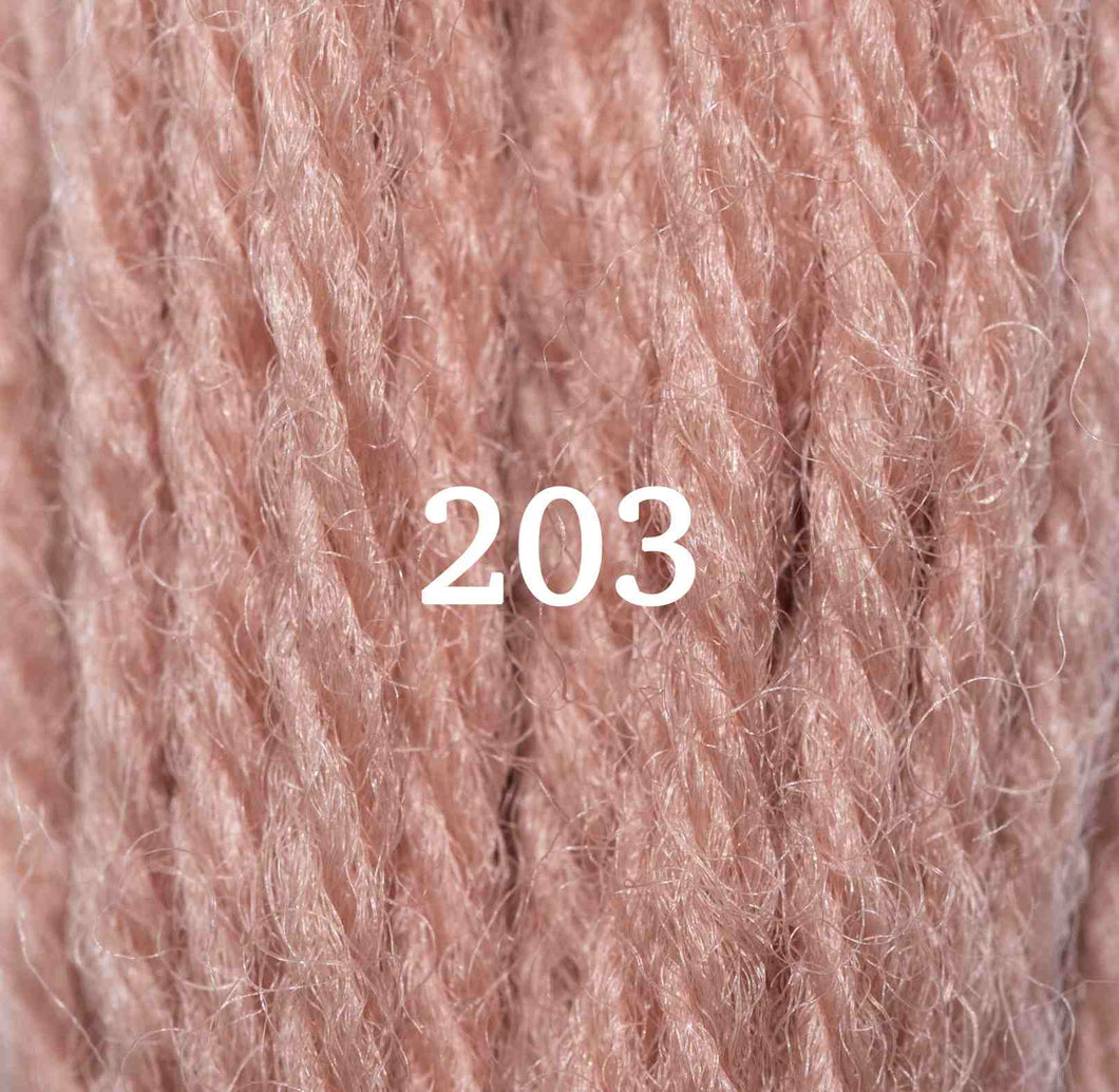 Appletons Tapestry Wool 10m Skein - Shade 203