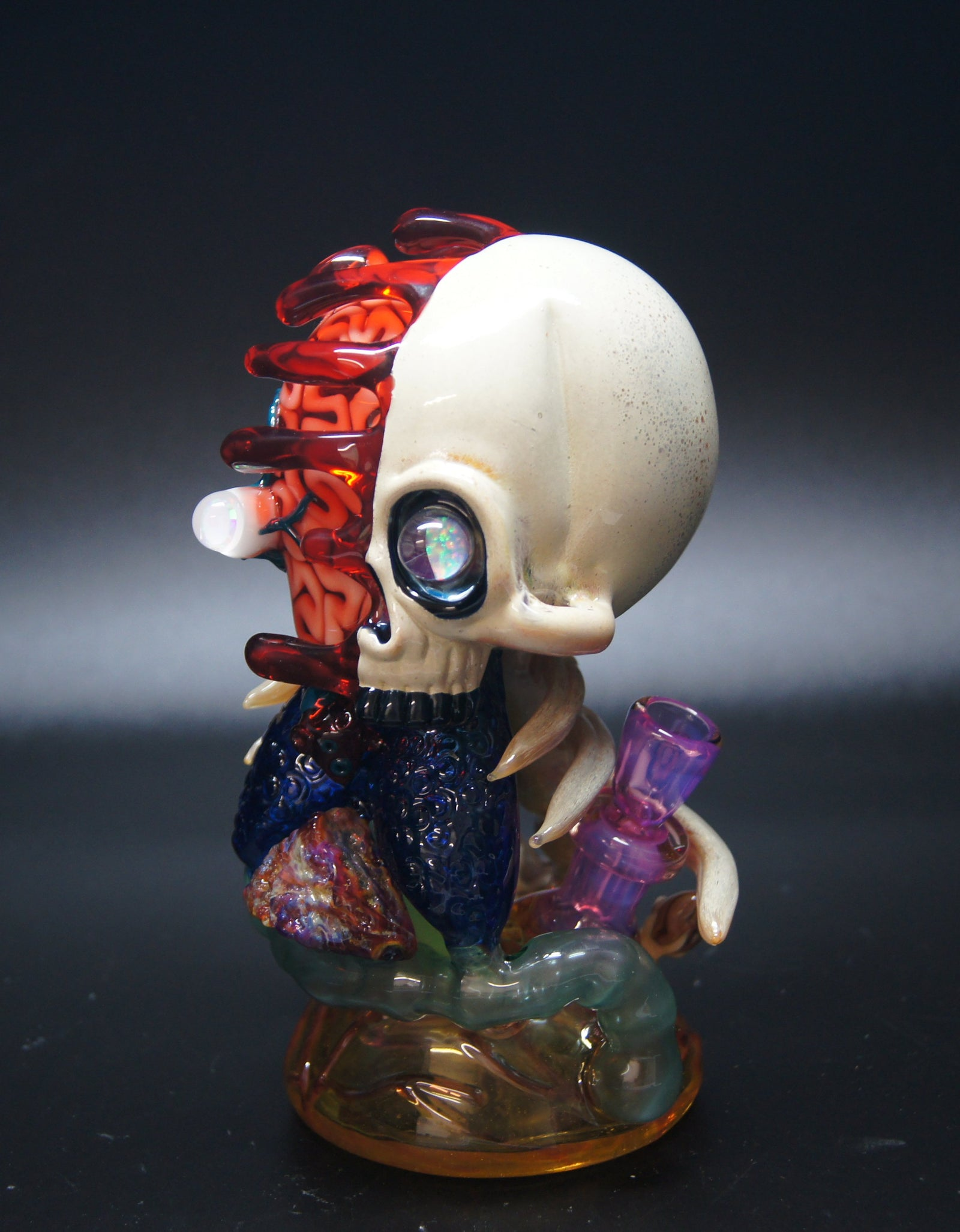 AKM Glass Deconstructed Anatomy Jammer