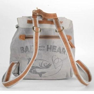 Bait N Tackle Backpack By Clea Ray