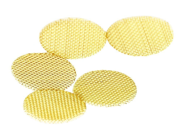 Brass Screens - 5 pack