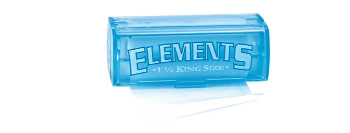 ELEMENTS® ROLLS 1 ½ KING SIZE Ultra Thin Rice Rolling Papers