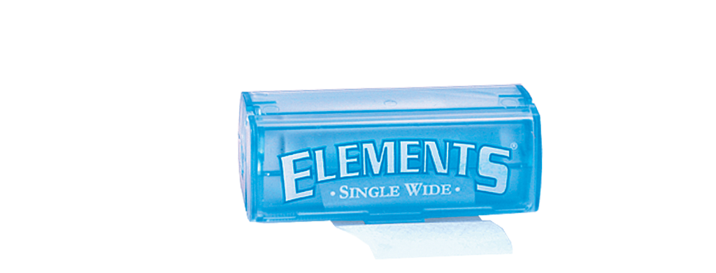 ELEMENTS® ROLLS Single Wide Ultra Thin Rice Rolling Papers