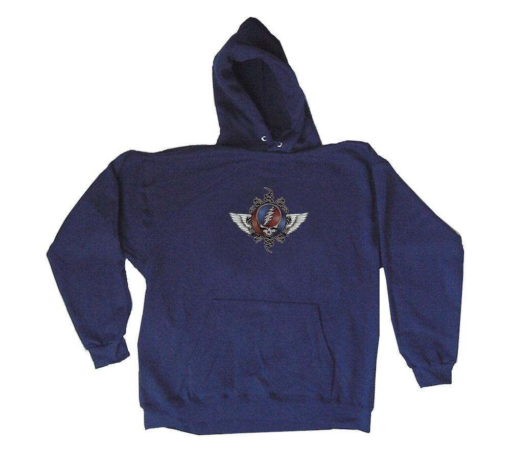 Grateful Dead Flying Stealie Pullover Hoodie