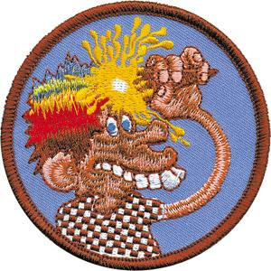 Grateful Dead Ice Cream Kid Patch