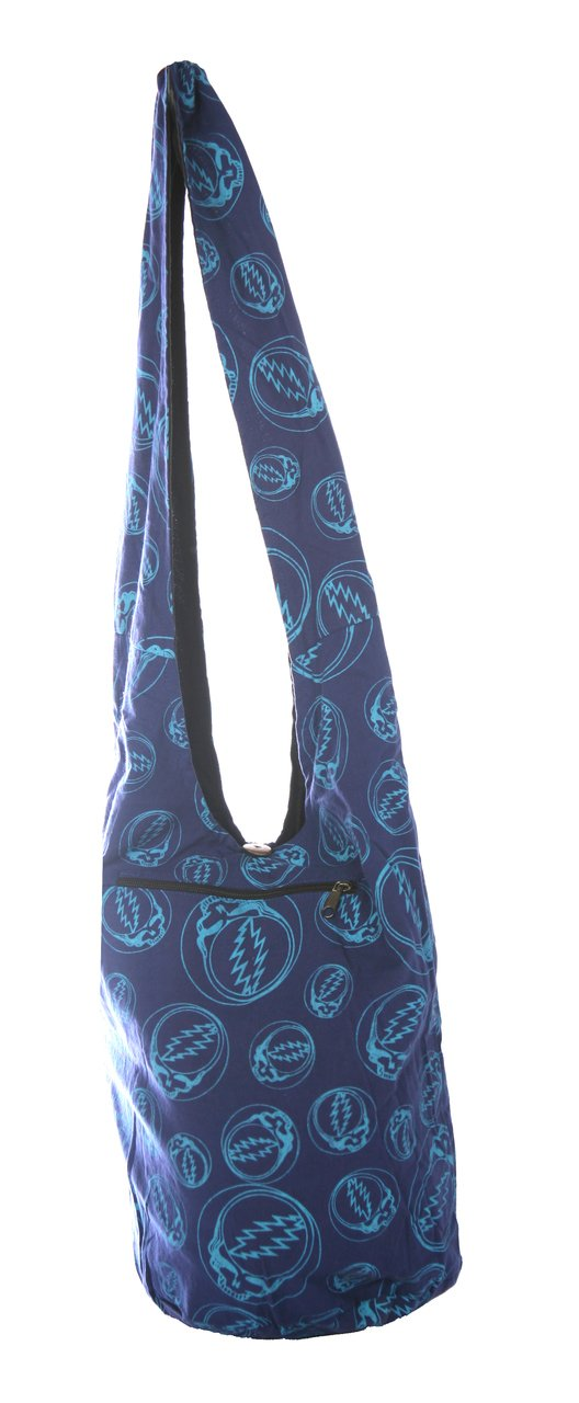 Grateful Dead Steal Your Face Baba Bag