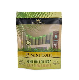 King Palm Mini 25 Pack with Boveda