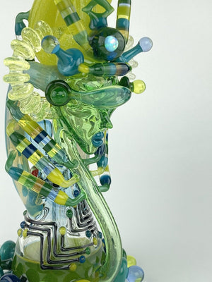 Laceface Glass Cyborg #2