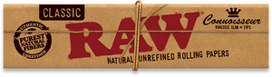 RAW Classic Connoisseur Kingsize Slim Papers