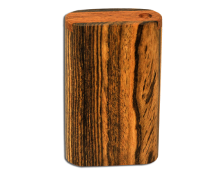Slide Top Bacote Dugout - Small