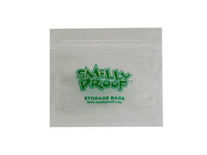 "Smelly Proof Extra Small Storage Bags (4""x3"")"
