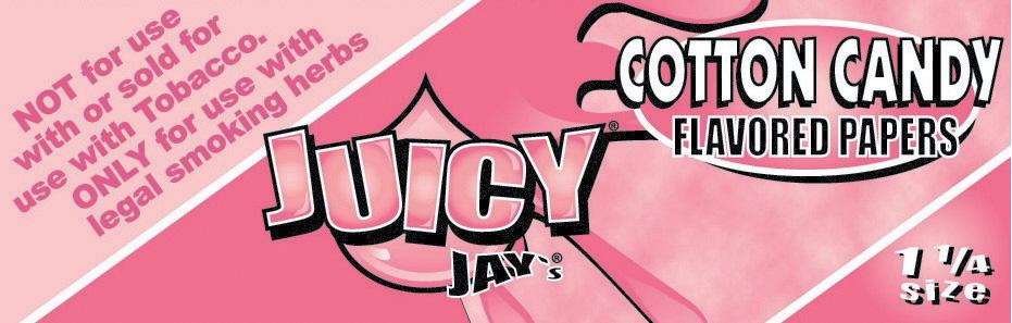 Juicy Jays Rolling Papers 1 ¼