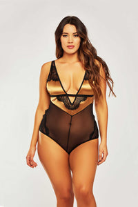 Gold Goddess Bodysuit - X