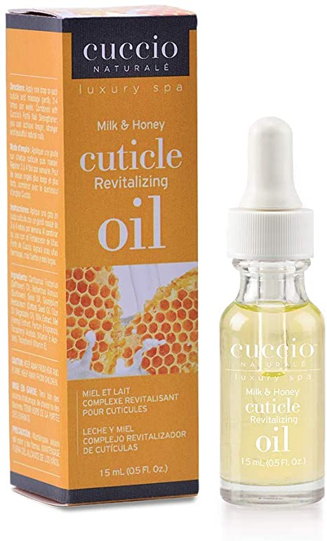 Milk & Honey Cuticle Oil