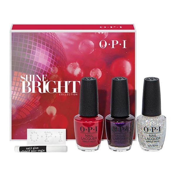 Holiday Nail Lacquer Shine Bright Trio Pack
