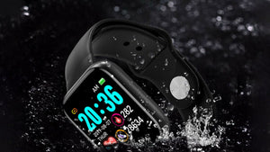 kook central smart watch