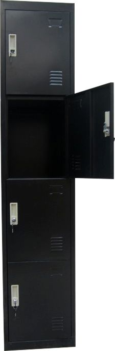 Four-Door Office Gym Shed Storage Lockers - Sale Now