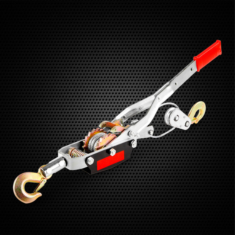 Giantz 4 Tonne Hand Winch Puller - Sale Now