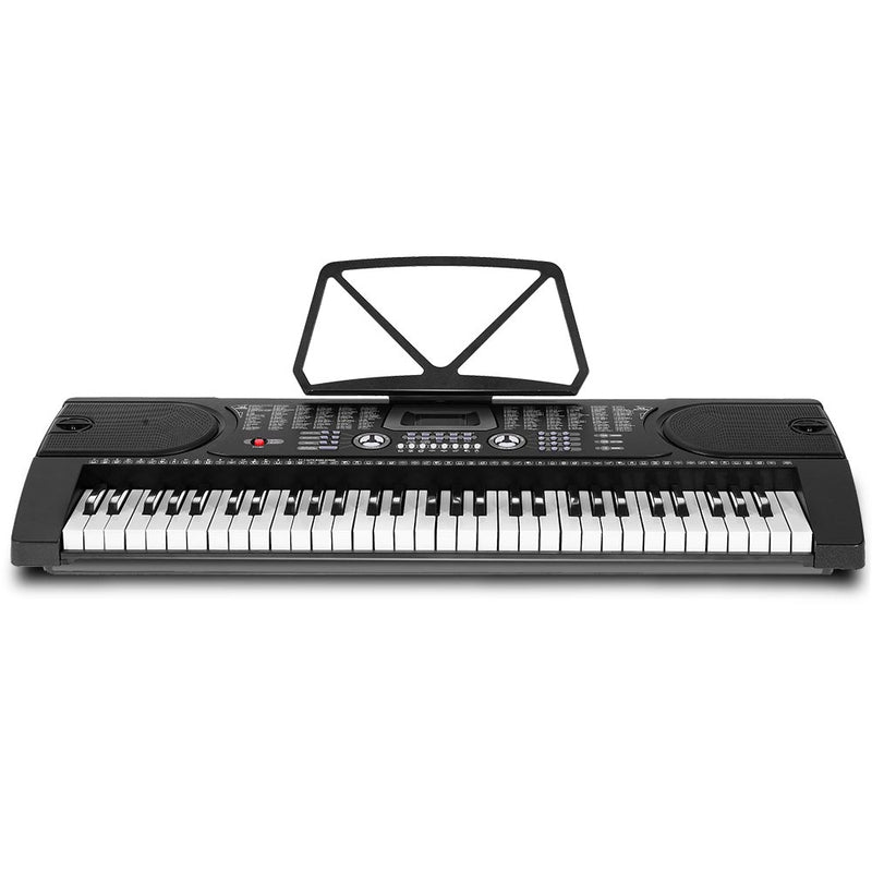 ALPHA 61 Keys LED Electronic Piano Keyboard - Sale Now